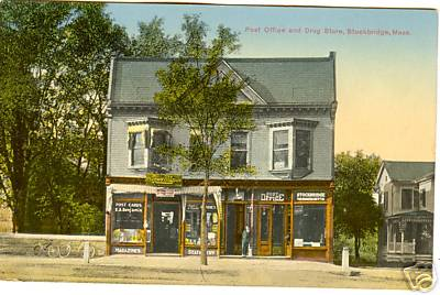 Stockbridge P O & Drug Store