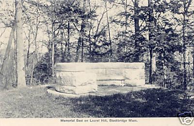 Stockbridge Memorial Seat