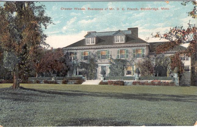 Stockbridge Chester French Home