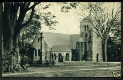 Stockbridge St Paul's Episcopal Church