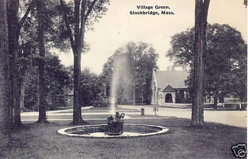 Stockbridge Village Green