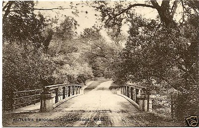 Stockbridge Butler's Bridge