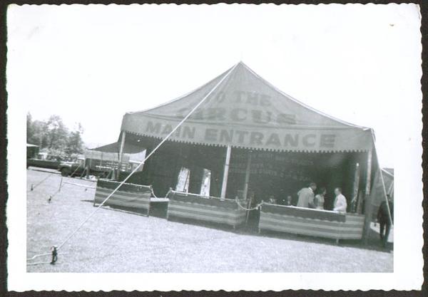 West Stockbridge Circus Entrance