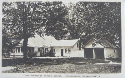 Stockbridge Berkshire Garden Center