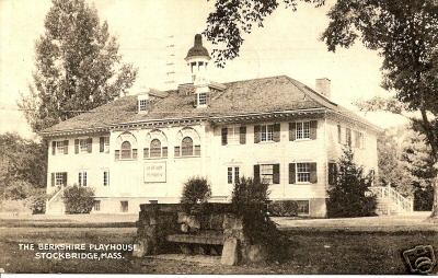 Stockbridge Berkshire Playhouse 1917