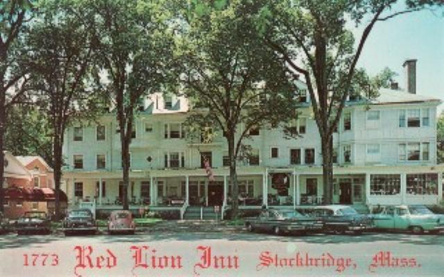 Stockbridge Red Lion Inn