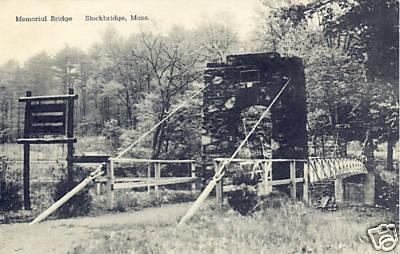 Stockbridge Memorial Bridge