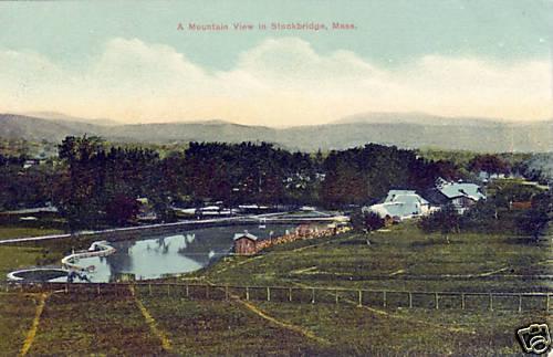 Stockbridge Mountain View