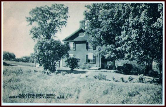 Stockbridge Manatuck Guest House