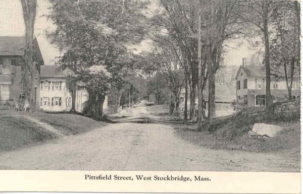 West Stockbridge Pittsfield St