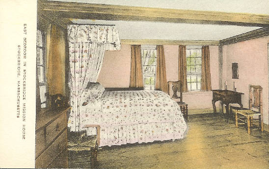 Stockbridge Misssion House