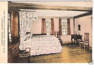 Stockbridge Mission House East Bedroom