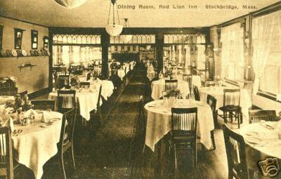 Stockbridge Red Lion 1930s