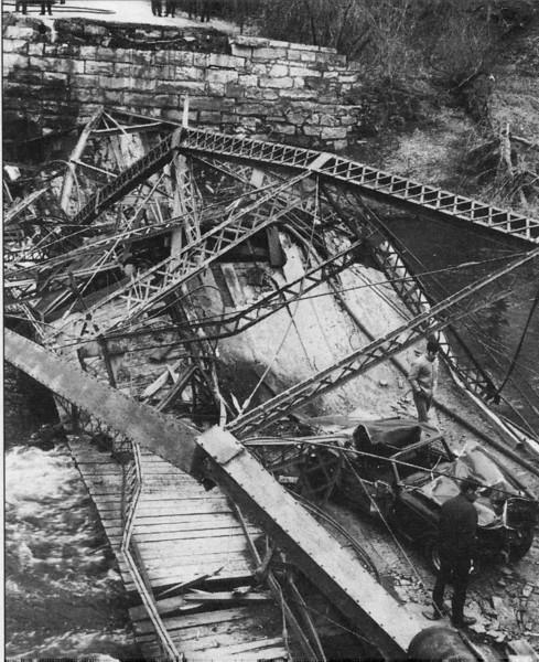 Stockbridge Glendale Bridge