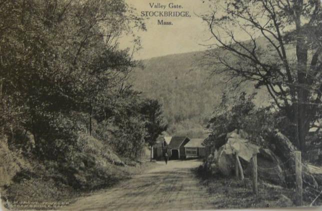 Stockbridge Valley Gate