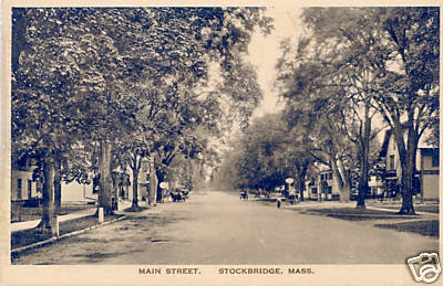 Stockbridge Main St