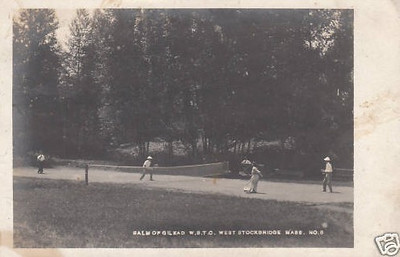 West Stockbridge Tennis Courts