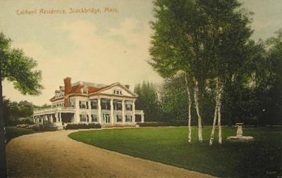 Stockbridge Caldwell Residence