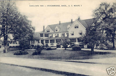 Stockbridge Oaklawn Inn Route 7