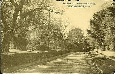 Stockbridge Hill at J Woodward's Haven
