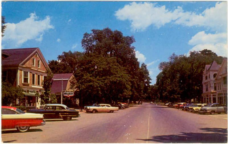 Stockbridge Street scene 2
