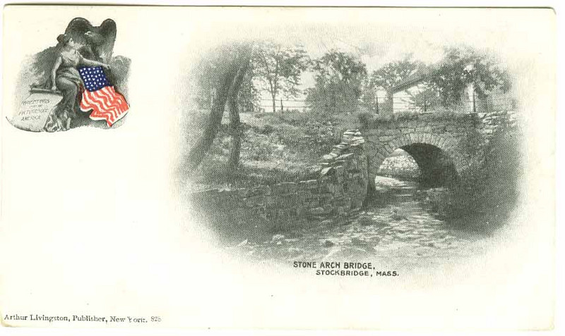 Stockbridge Stone Arch Bridge