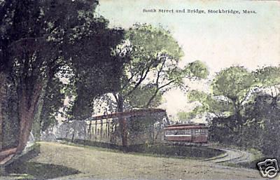 Stockbridge South St and Bridge