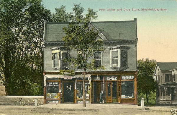 Stockbridge P O Drug Store