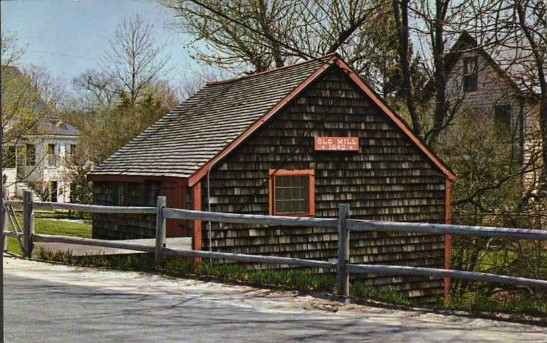 Stockbridge Old Grist Mill Greenbush