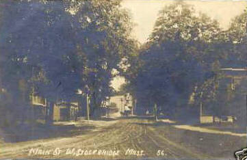 West Stockbridge Main St