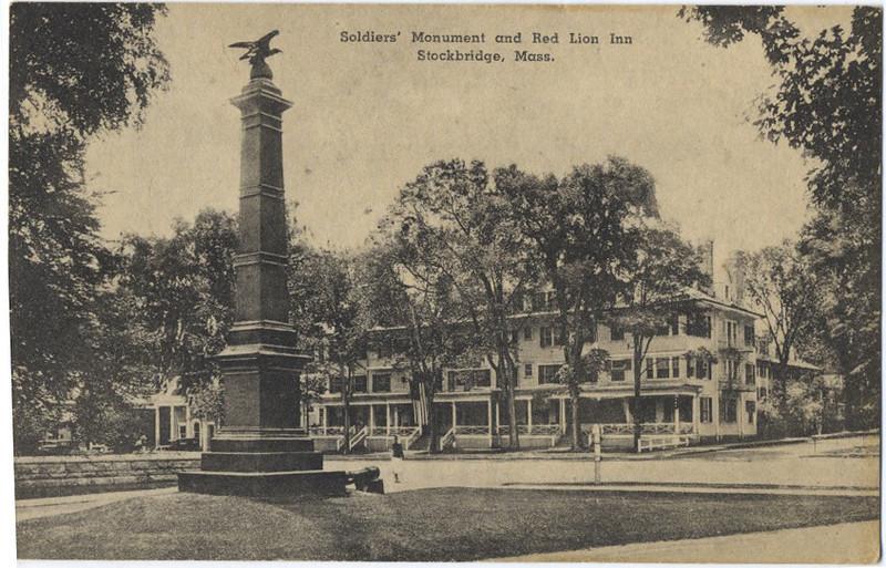 Stockbridge Monument & Inn