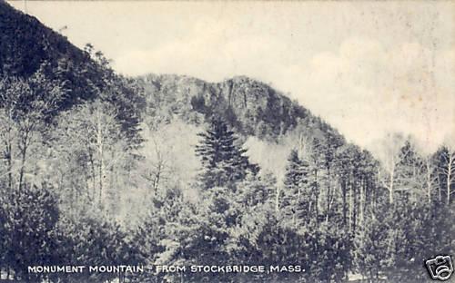 Stockbridge Monument Mountain