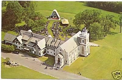 Stockbridge Mercy of God Shrine