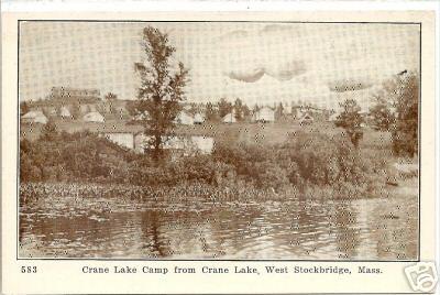 West Stockbridge Crane Lake Camp 2