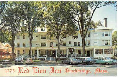 Stockbridge Red Lion Inn 2