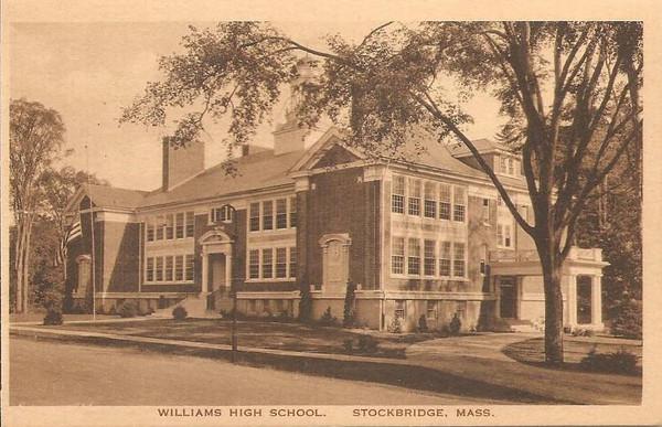 Stockbridge Williams High School