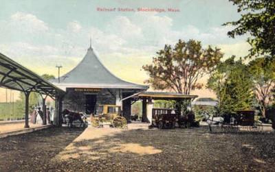 Stockbridge RR Station 2