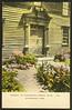Stockbridge Doorway Mission House