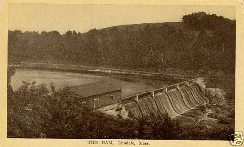 Stockbridge Dam at Glendale