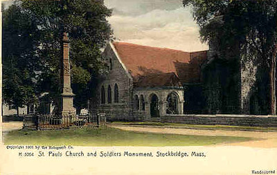 Stockbridge Monument & Church