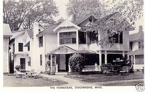 Stockbridge The Homestead