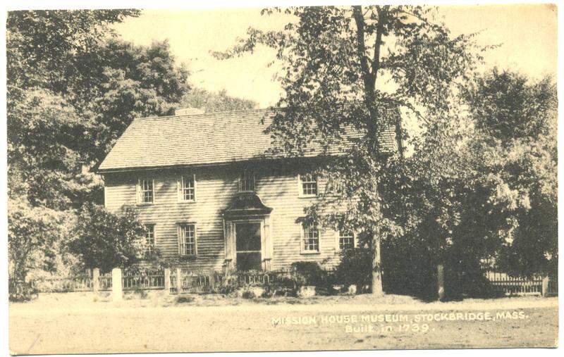 Stockbridge Mission House 3