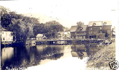 West Stockbridge Shaker Mill