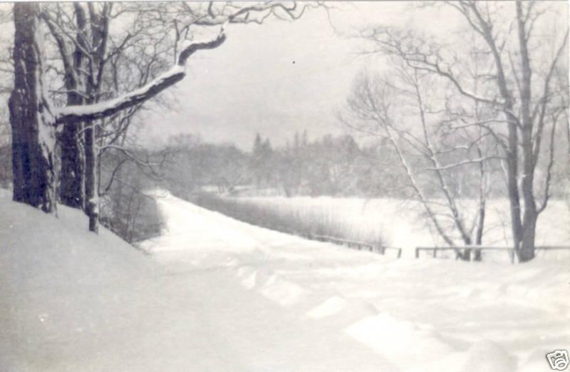 Stockbridge Causeway