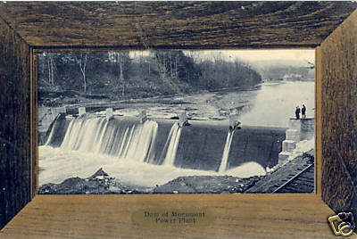 Stockbridge Monument Power Plant Dam