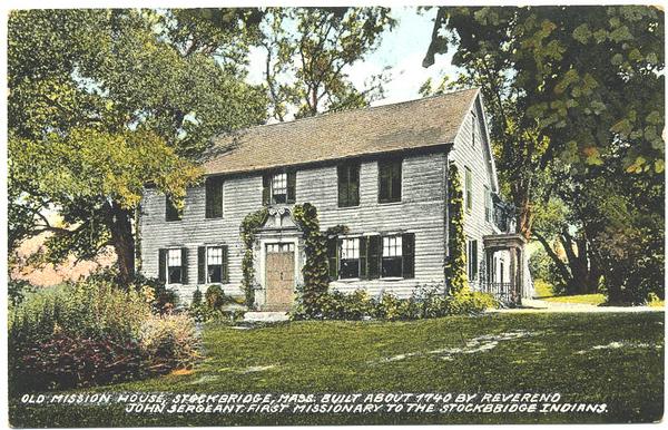 Stockbridge Mission House 6