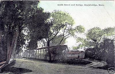 Stockbridge South St & Bridge