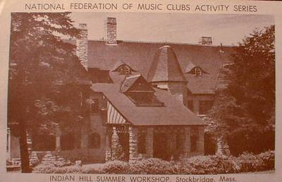 Stockbridge Indian Hill Workshop