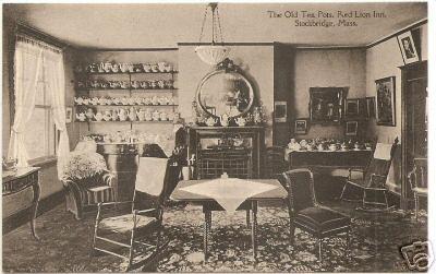 Stockbridge Tea Pot Room