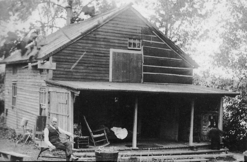 Stockbridge Sackett's Boat House